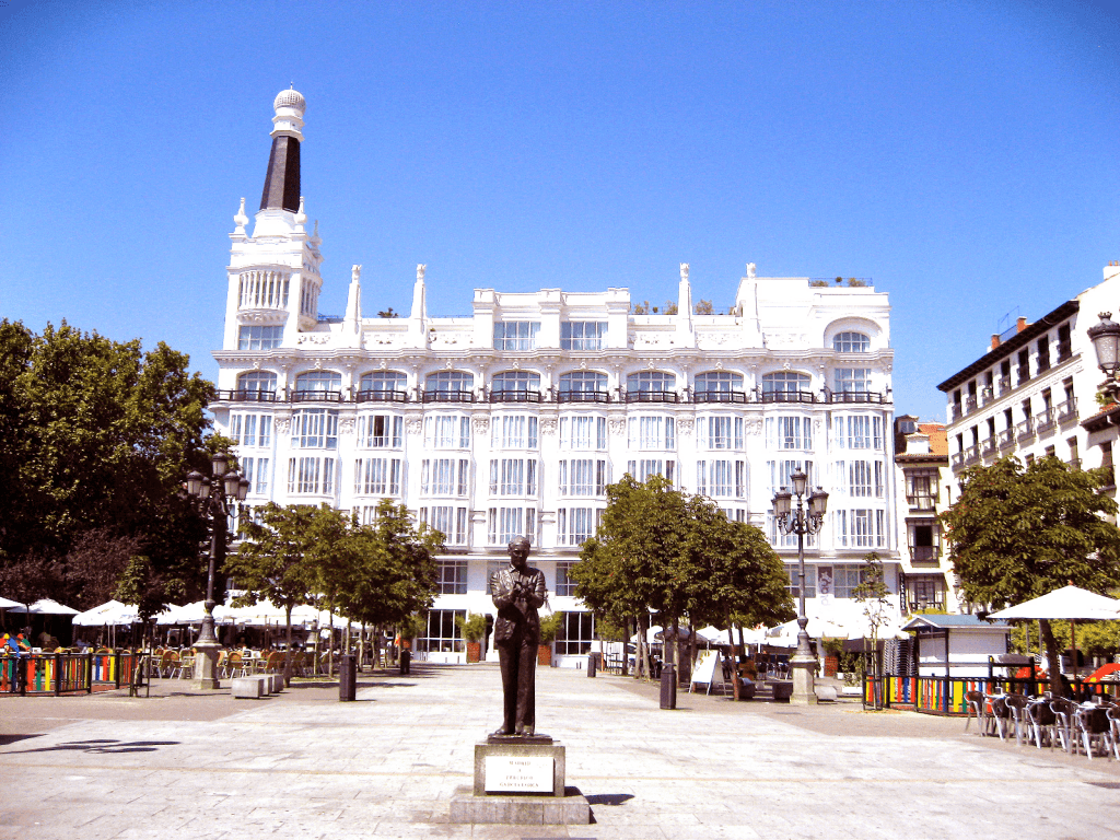 Madrid de las Letras y de cervantes