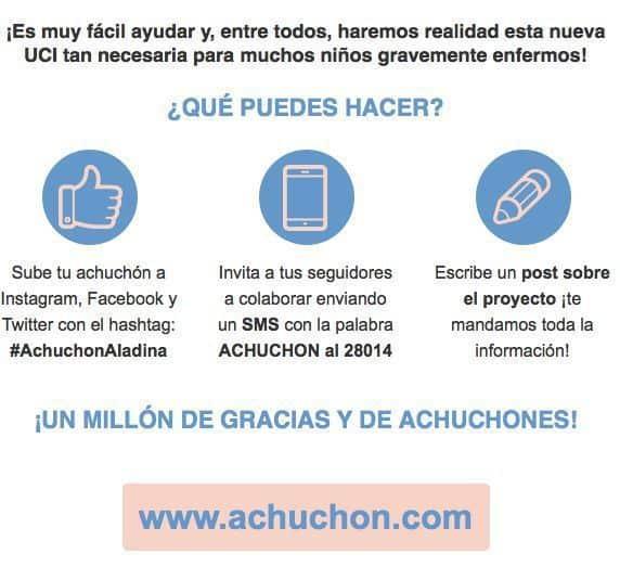 achuchon,aladina,mision,campaña,solidaria