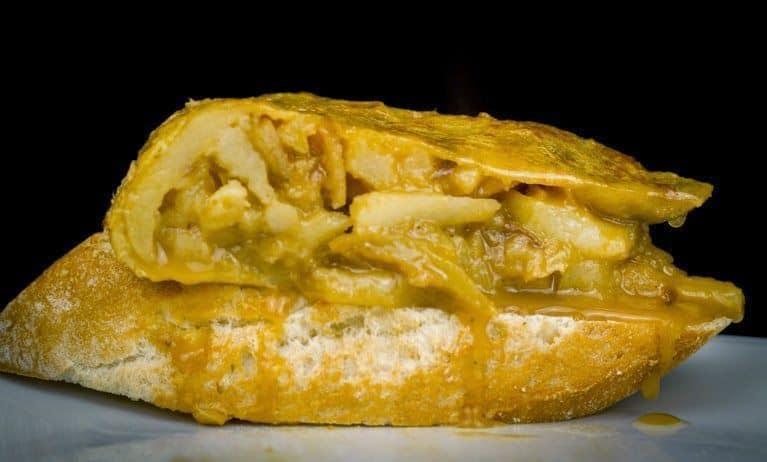 mejor tortilla de patatas de madrid,tapas,juana la loca