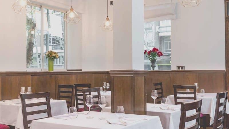 medea restaurante,madrid,rios rosas