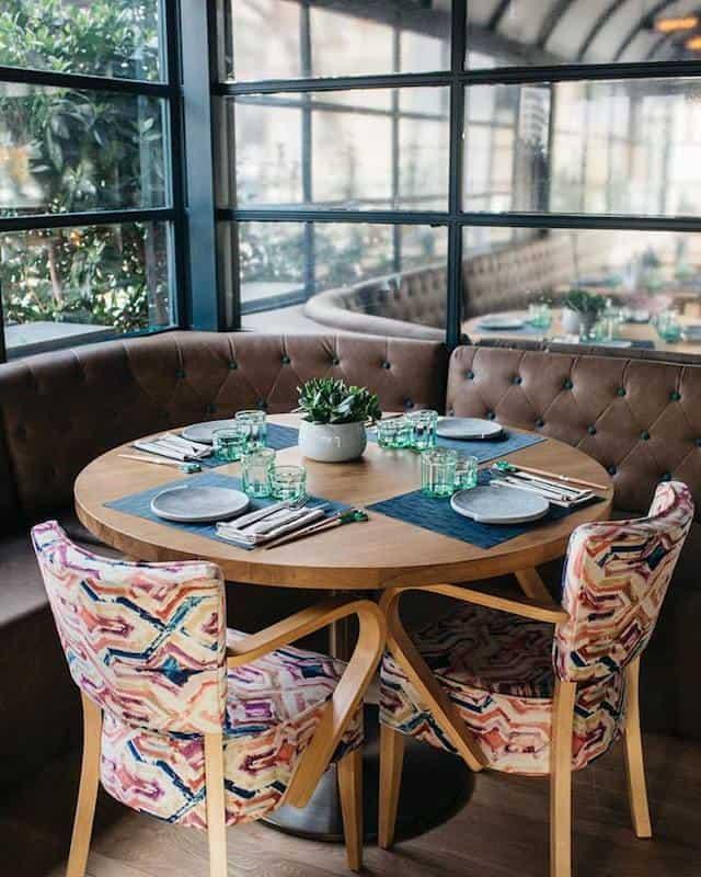 decoración , restaurantes, madrid
