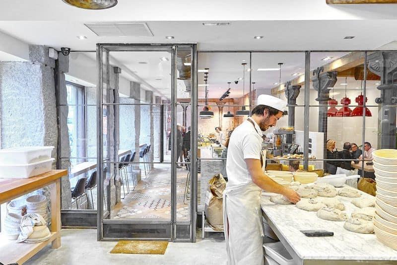 panadería panod en madrid