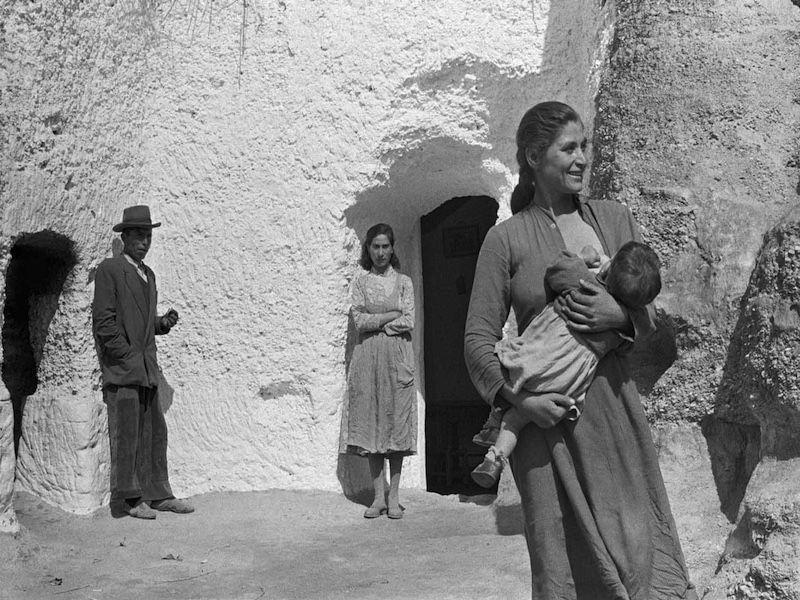 España. Años 50, posguerra, dictadura, PHotoEspaña