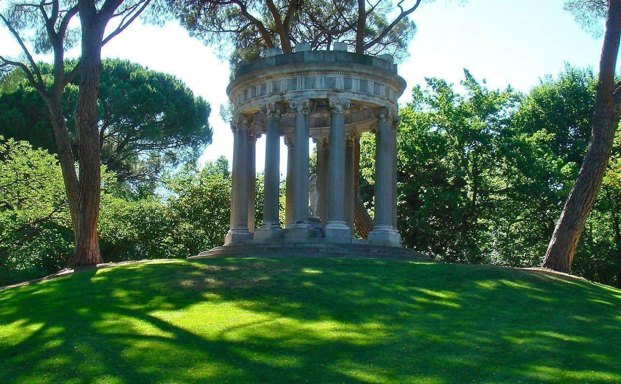 El parque del capricho en madrid un lugar rom ntico y for Jardines que visitar en madrid