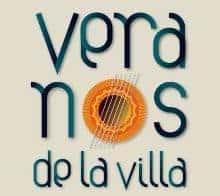 Logo veranos de la villa 2014