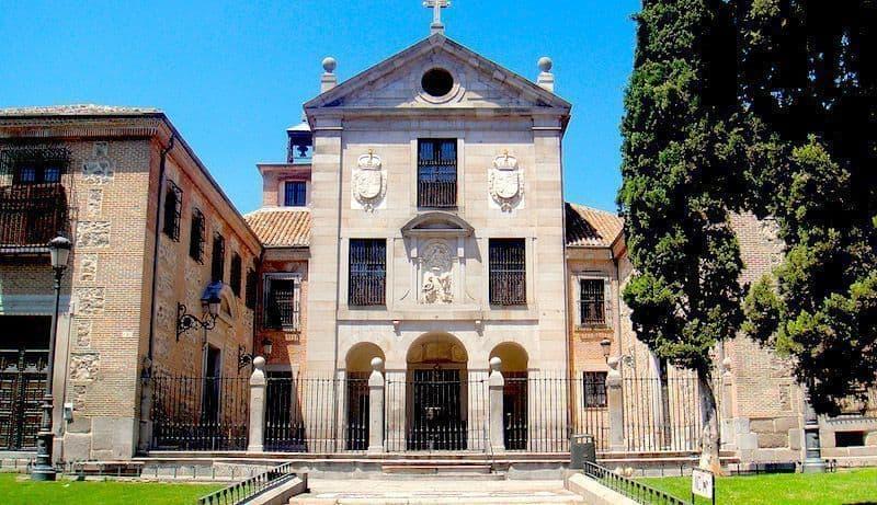 monasterio,encarnación,madrid,austrias
