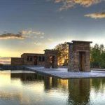 Rutas culturales por Madrid - Templo de debod
