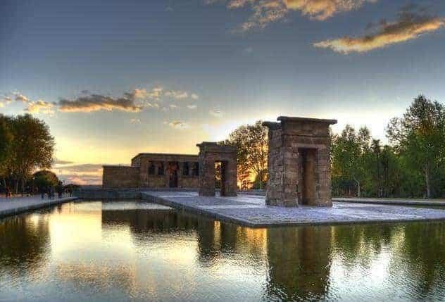 Visitas Guiadas por Madrid - Templo de debod