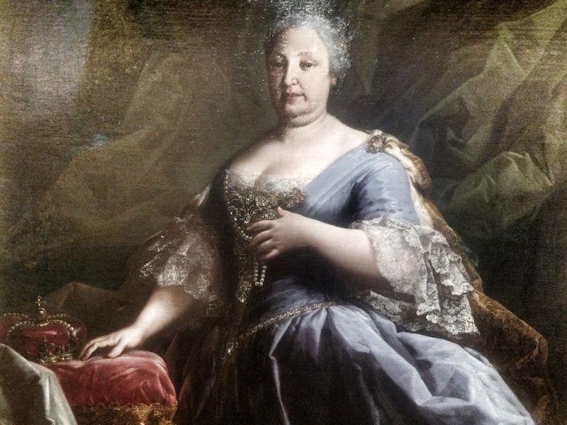 Retrato, Barbara,Braganza,Museo,Historia,Madrid