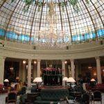 cupula,hotel,palace,madrid