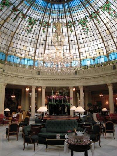 cupula,palace,madrid,hotel