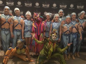 aihua,elenco,actores,circo,teatro calderón,madrid,circo de los sentidos, cirque des senses
