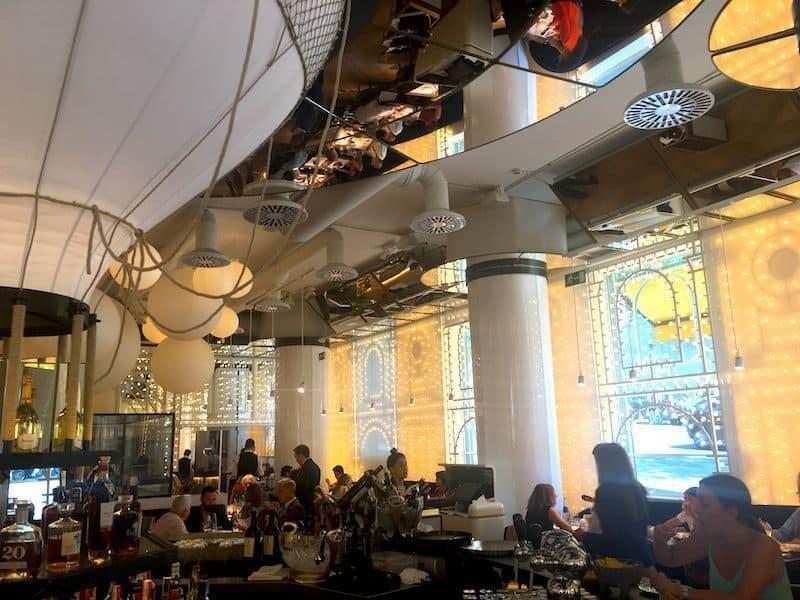 Bibo , restaurante,madrid,dani garcía, castellana, vivo