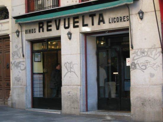 casa revuelta madrid,bacalao rebozado, tapas típicas de Madrid