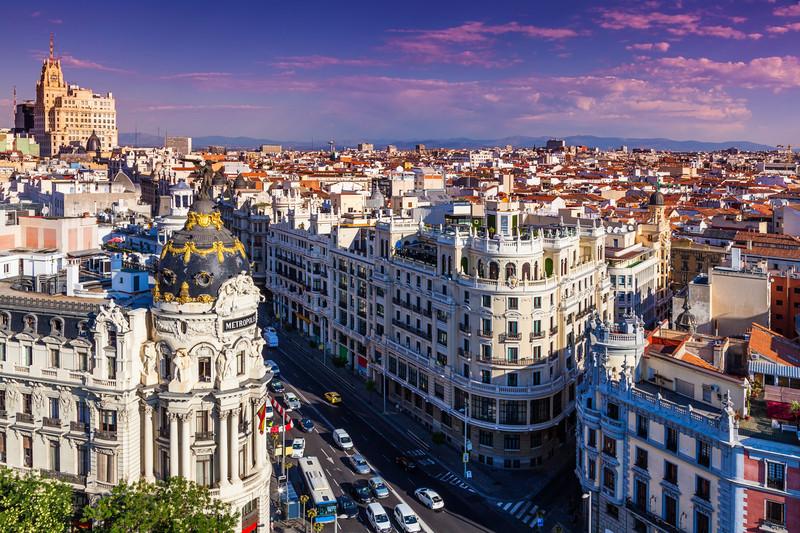 Guía turístico en Madrid