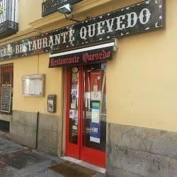 restaurante quevedo, ruta de las tapas, huertas