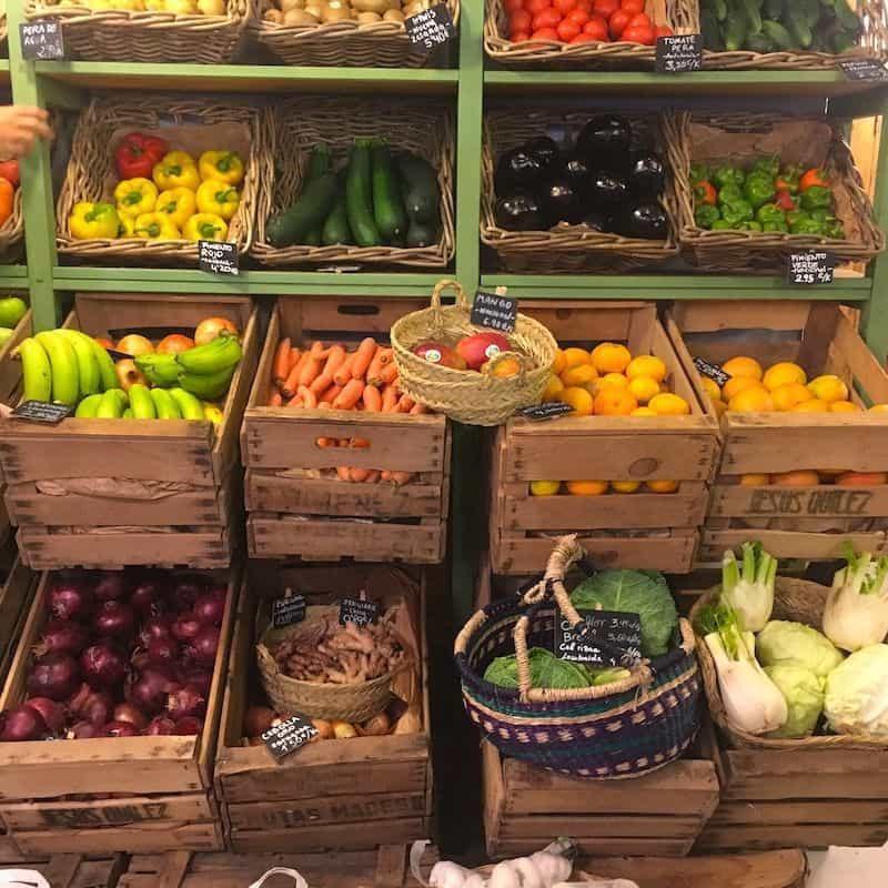 kiki market, productos ecologicos,madrid,restaurante biológico