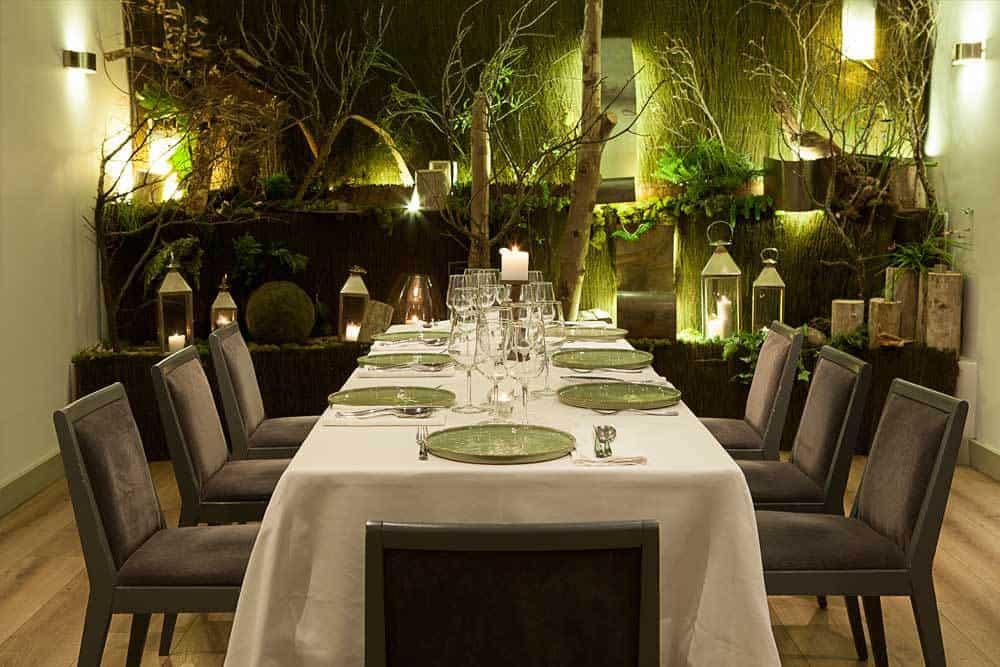 gaytan, restaurante en madrid, de moda, gastronomía, diseño
