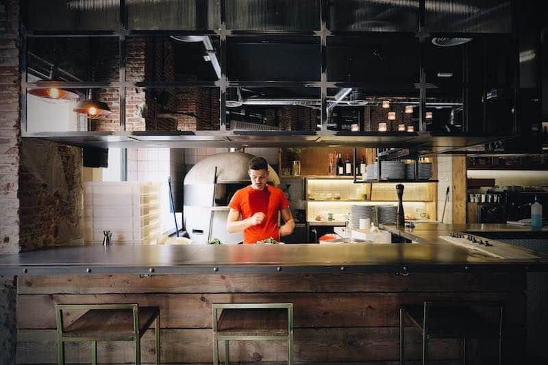 horno de leña,pizza napolitana, restaurantes madrid, rutas gastronómicas