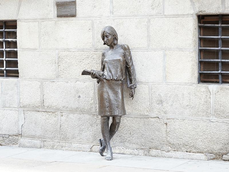 Calle del Pez, Tras Julia, Malasaña, Antonio Santin, Madrid