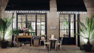 restaurantes de moda en madrid 2017