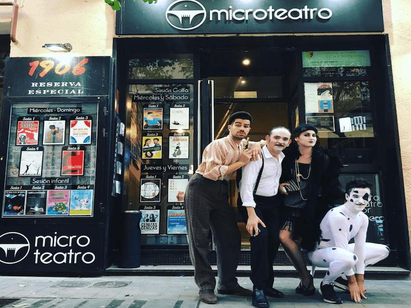 microteatro, madrid
