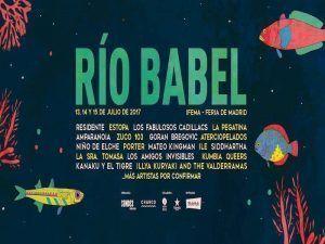 festival, río babel, ifema