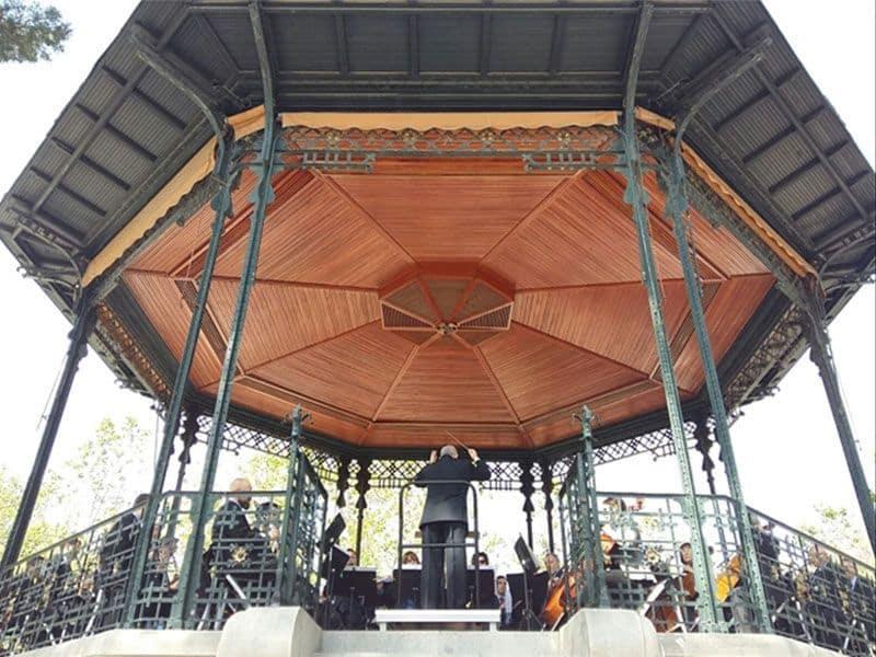 parque el retiro, san isidro 2017, orquesta sinfónica