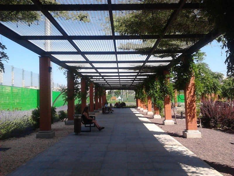 parque de santander, canal, canal isabel ii