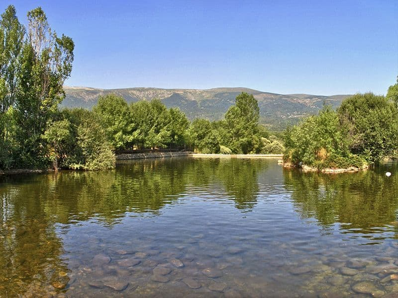 Las Presillas, piscinas naturales, Madrid, piscinas, Rascafría