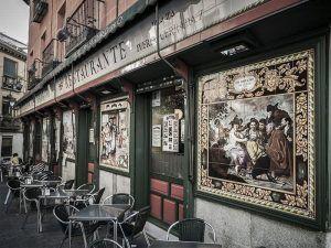 La Latina, planes, Plaza de la Cebada, tapas, cañas, Teatro La Latina, El Rastro