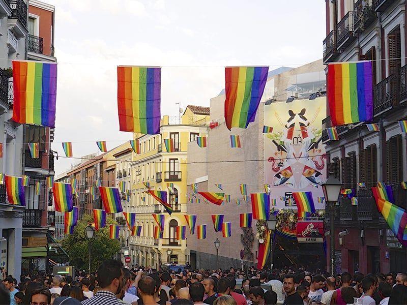 Chueca, LGTBI, Madrid, barrio, fantasma, Cuarto Milenio