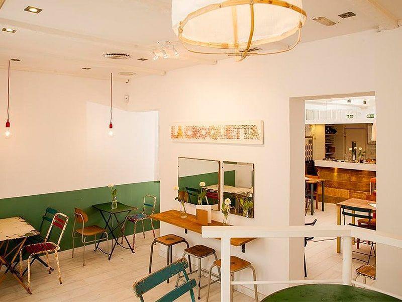 Casa Julio, Casa Labra, La Croquetta, La Gastro, Javier Martín Croquetas & Café, croquetas, Madrid, croqueta