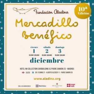 mercadillo,aladina,madrid,2017, puente de diciembre