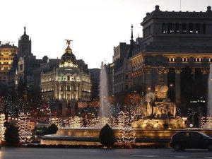 Navidad, Navidad 2017, Madrid, luces, mercado navideño, adultos, plaza mayor