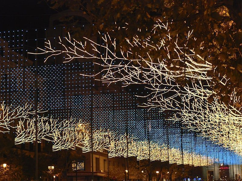 Navidad, Madrid, Cortylandia, ciudad, niños, capital