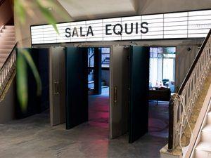 Sala Equis, cine, Cine Alba, Cine X
