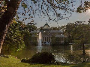 palacios, Madrid, turismo, Palacio Real, Palacio de Cristal