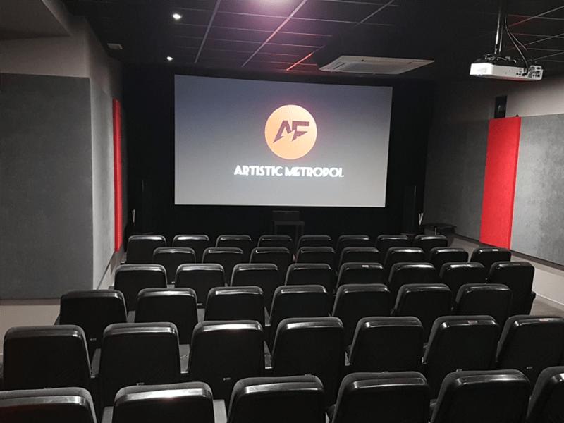 cine, sala de cine, ocio, turismo, Madrid