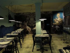 restaurantes, Gumbo, Nueva Orleans, sur
