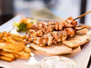 restaurantes, griego, Madrid, turismo
