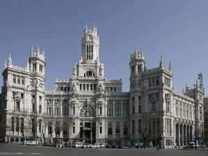 Cibeles, Madrid, turismo