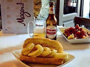 bares, bocata, calamares, Madrid, turismo