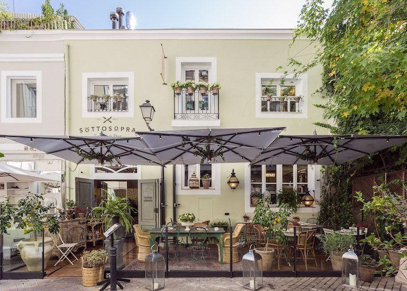 lista de restaurantes de Madrid