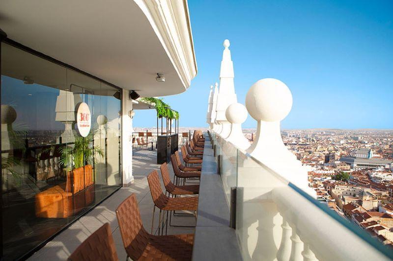 riu 360 rooftop bar