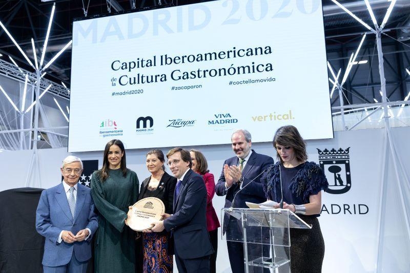 MADRID GASTRONOMICO