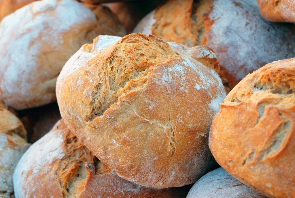 como hacer pan con masa madre