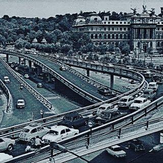 Buenos días #Madrid. ¿Os acordáis de esta infraestructura? ¿Donde estaba y como se llamaba popularmente?