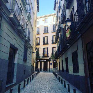 Nos encantan las calles de #madrid