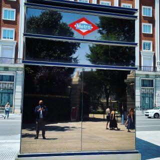 ¿En qué punto de #Madrid estamos haciendo una #visitaguiada ?